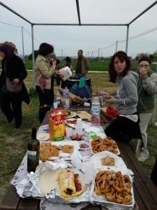 Aperitivo per l'anniversario della liberazione d'Italia 25/04/2015